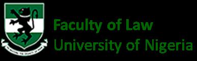 Faculty of Law, University Of Nigeria Nsukka